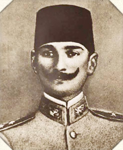 Mustafa Kemal Military Officer